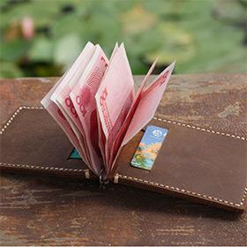 海外旅行用のお財布は、お財布ではなく、マネークリップがベスト?