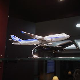 ソウルは金浦空港のアシアナ航空ラウンジでのひととき