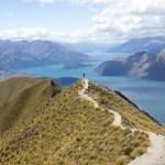Roys peak track : LA rando pour une vue imprenable sur le lac Wanaka