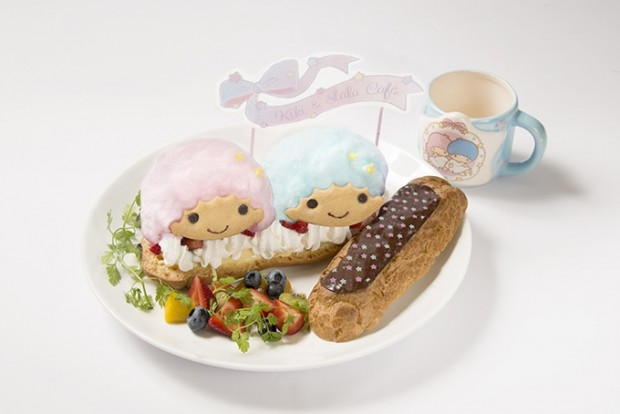 Little Twin Star Cafe1