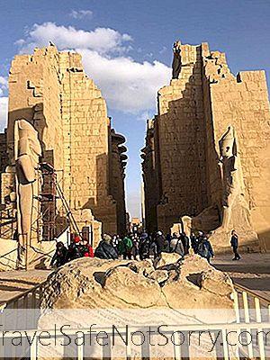 Yang Terkenal Di Mesir : terkenal, mesir, Tempat, Mistik, Untuk, Lawatan, Mesir, Membuat, Mengemas, Kanan!