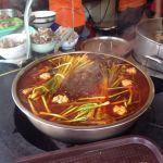 Delicious street food in Pham Ngu Lao, Backpacker Town, Saigon