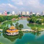 DAM SEN CULTURAL PARK HO CHI MINH CITY