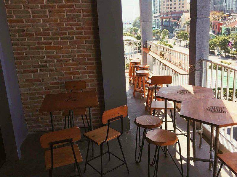 the maker concept cafe saigon