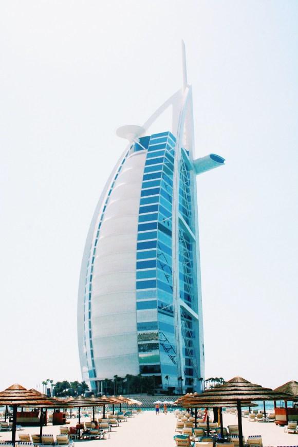 Burj Hotel, a seven-star experience in Dubai