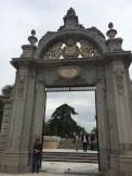 El Retiro entrance
