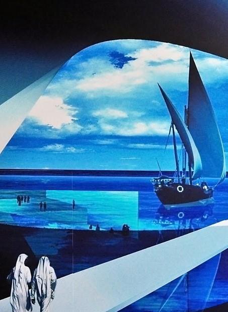 Travels by Travelers Abu Dhabi: ένα θαύμα θύμα των καιρών Πολιτισμός Μουσεία & Galleries Κόσμος Μέση Ανατολή HOME SLIDER Νέα Sponsored  Frank Ghery Tadao Aldo Jean Nouvel Zaha Hadid Guggenheim Louvre Abu Dhabi Άμπου Ντάμπι
