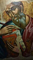 Travels by Travelers Μεταβυζαντινή λάμψη στον χειμωνιάτικο Πύργο της Σαντορίνης Πολιτισμός Μουσεία & Galleries Κυκλάδες  Χειμώνας Εκκλησιαστική συλλογή Πύργου Σαντορίνη