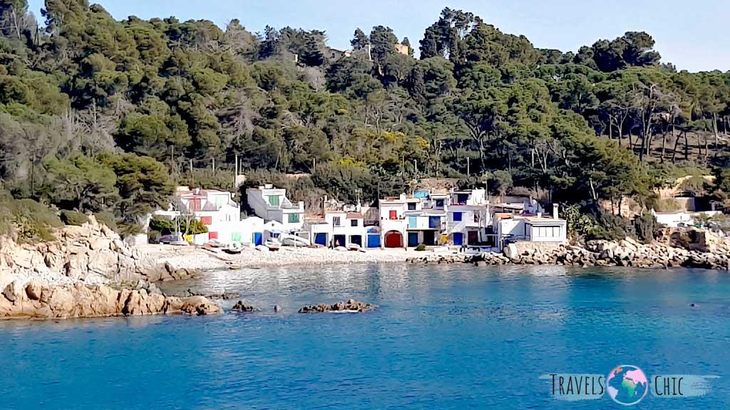 Cala S'Alguer Palamós Costa Brava