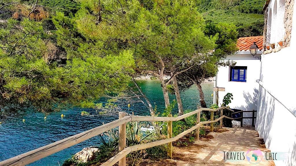 Camino de ronda Sa Tuna a Aiguafreda Begur