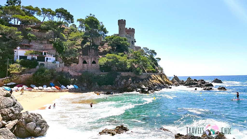 Castillo Lloret de Mar