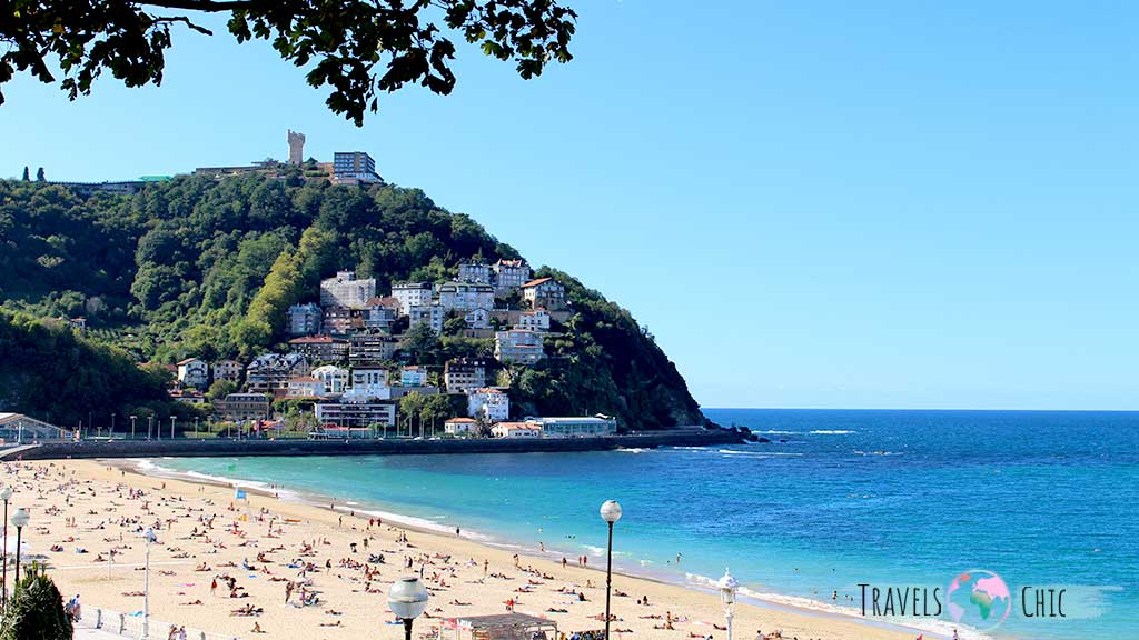 Playa Ondarreta que ver en San Sebastián