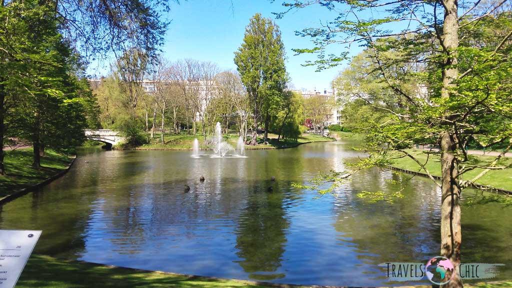 Parque Vondelpark, el parque más grande que ver en Amsterdam
