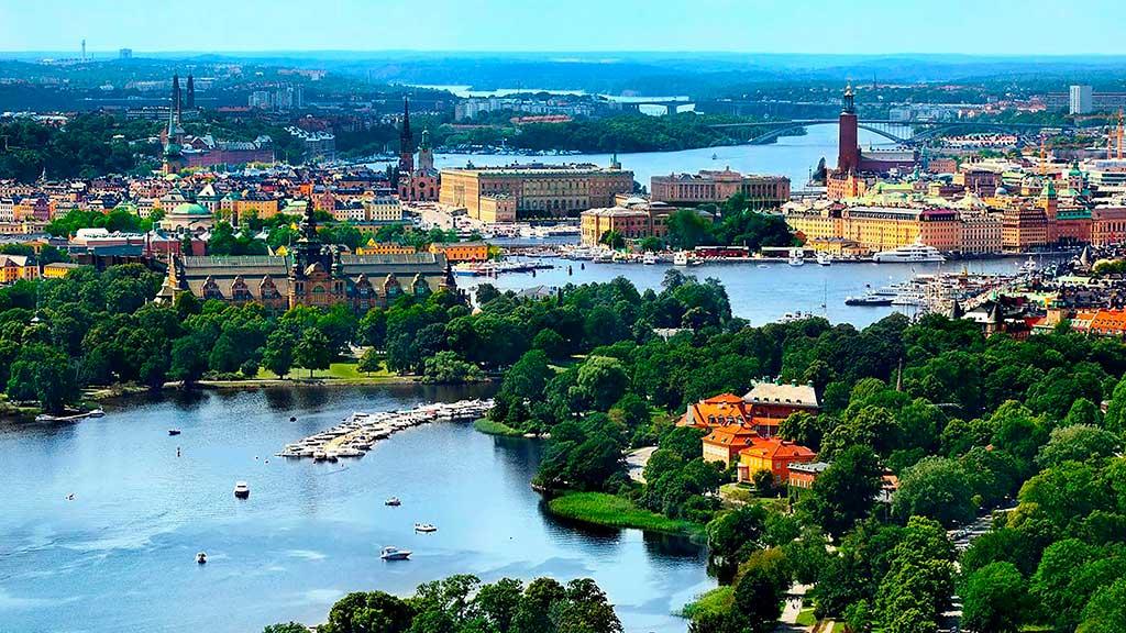 Vivir en Suecia