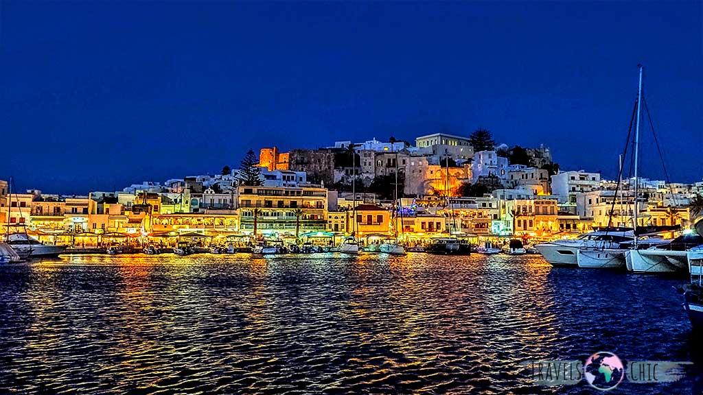 Naxos, una de las Islas Griegas más bonitas