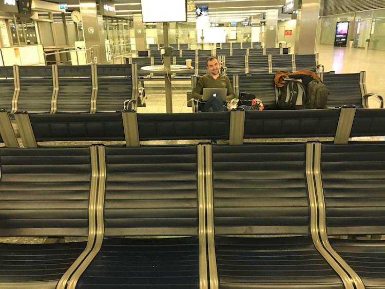 11 годин в аеропорту