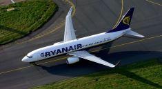 Ryanair відновив продаж квитків на рейс Київ-Афіни