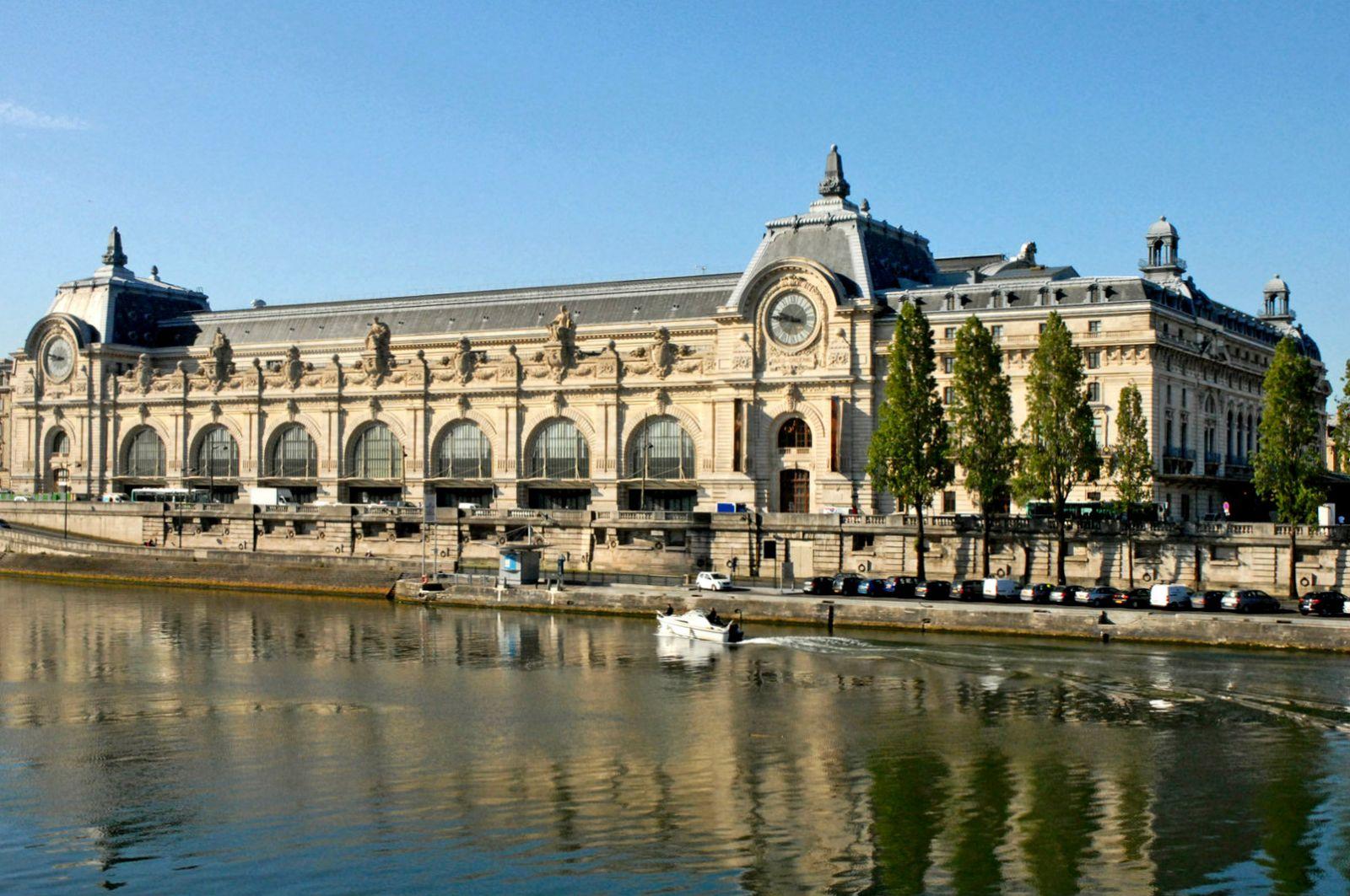 法國-巴黎-奧賽美術館 | Travel Pro 旅行專業評論