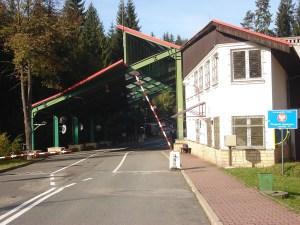 polsko-czeska granica jasnowice-bukowiec