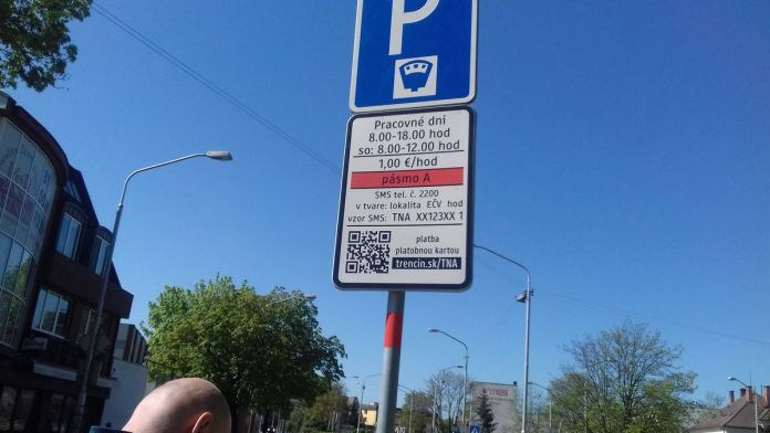 parking trenczyn