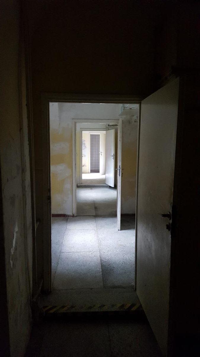 parter korytarz