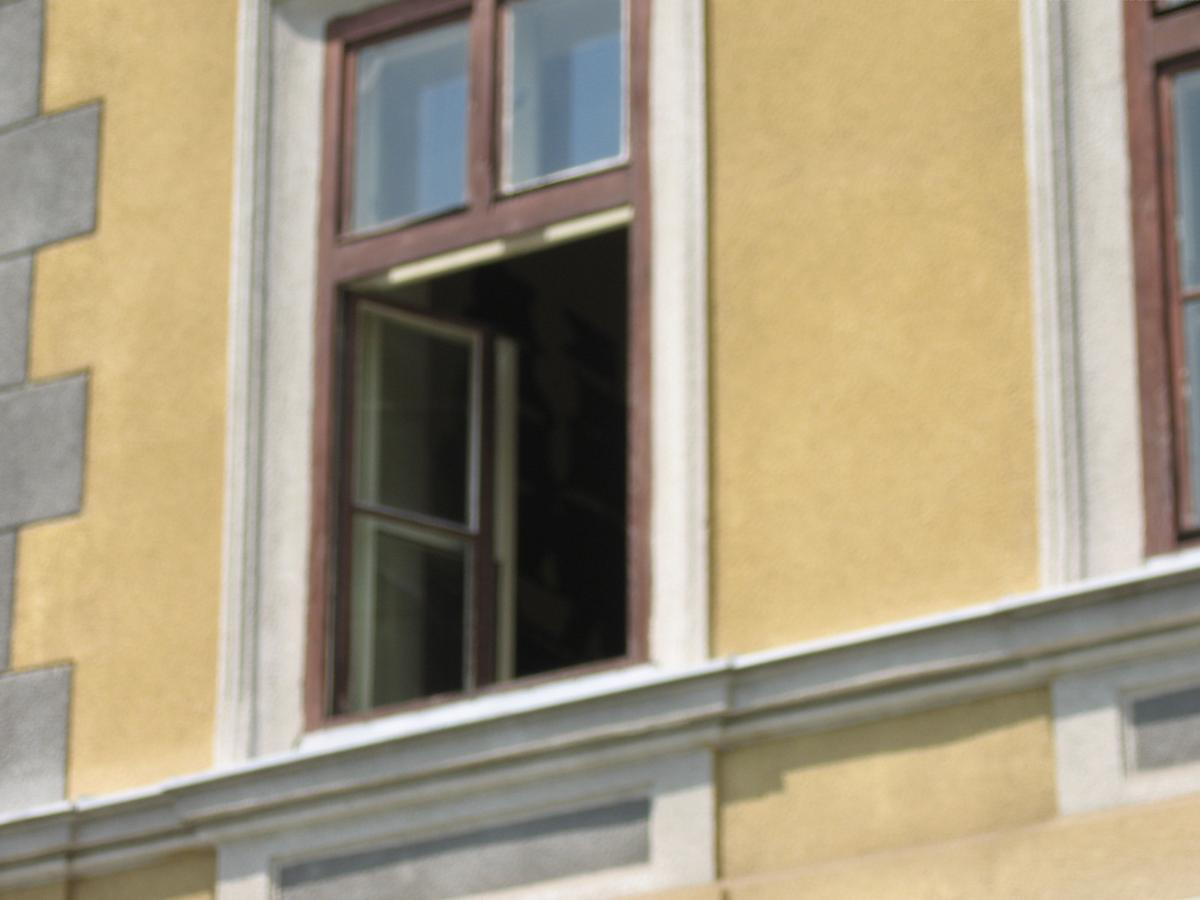 okno palacu