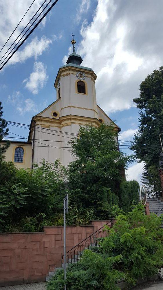 bestwina kościół2