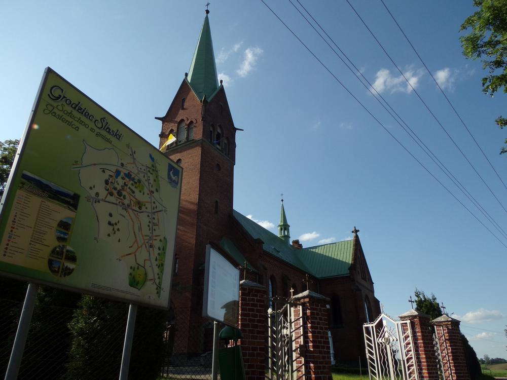 kościół-widok