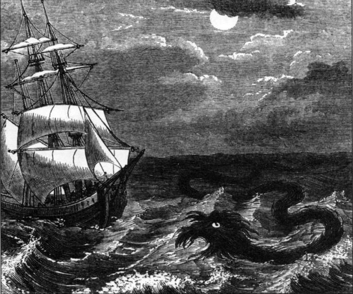 waz wodny statek morze