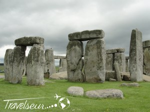 Europe - England - Stonehenge - (7)