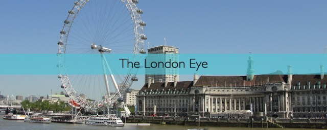 Europe - England - London Eye