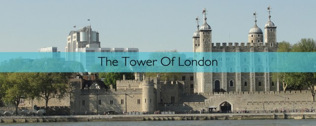 Europe - England - The Tower Of London