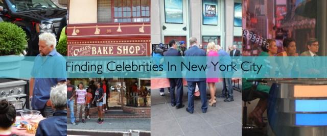 NYC01 - Celebrity Hunting