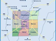 indianapolis-township-map.jpg - TravelsFinders.Com