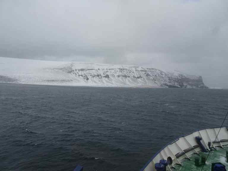 Ross Sea - Franklin Island