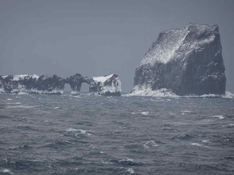 Possession Islands