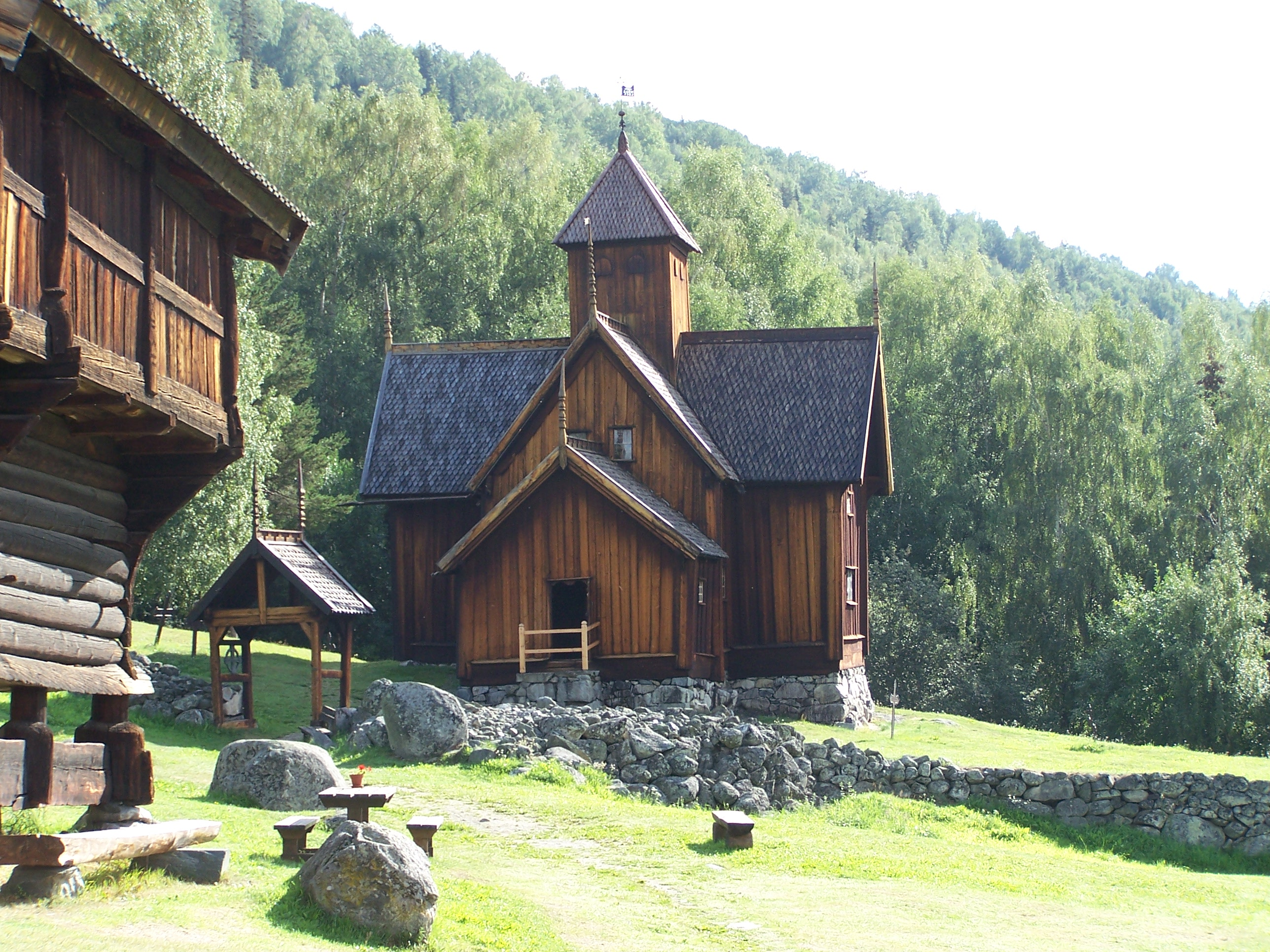 Stave Churches  Wooden Churches That Have Survived For