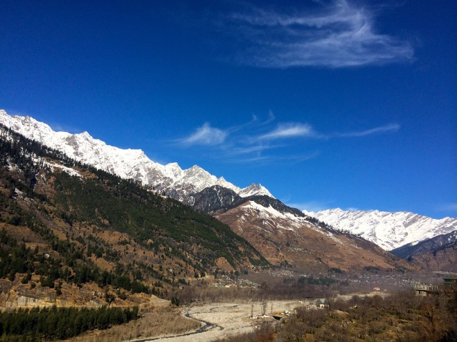 Picture perfect landscapes from every turn in Manali