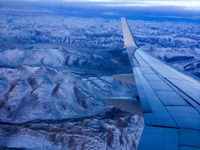 Grab the left side window seat on the plane