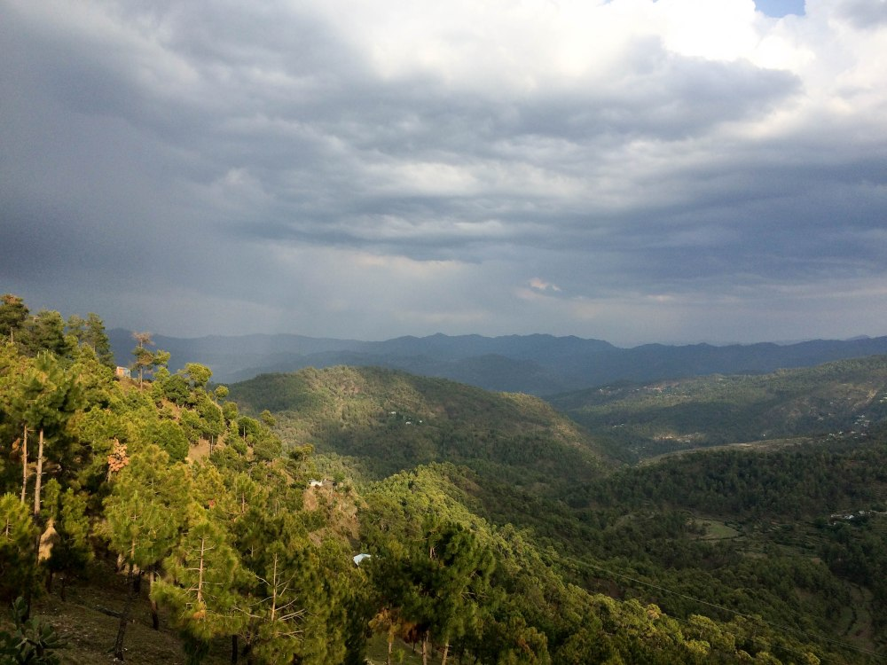 Kasar Devi Views