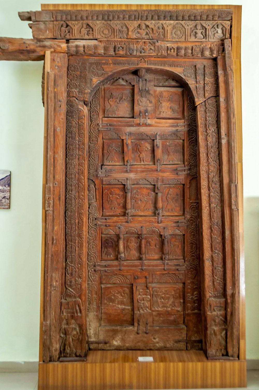 Door frame Chamba