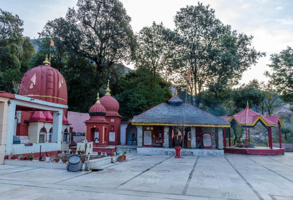 Aganzar Mahadev Temple