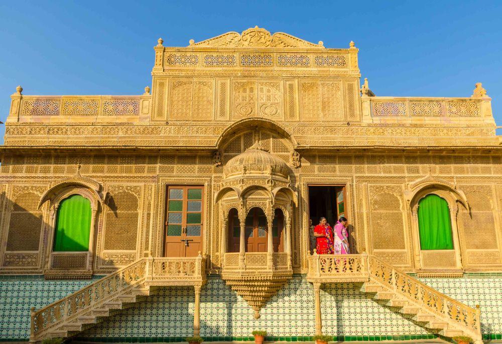 Symmetry Jaisalmer