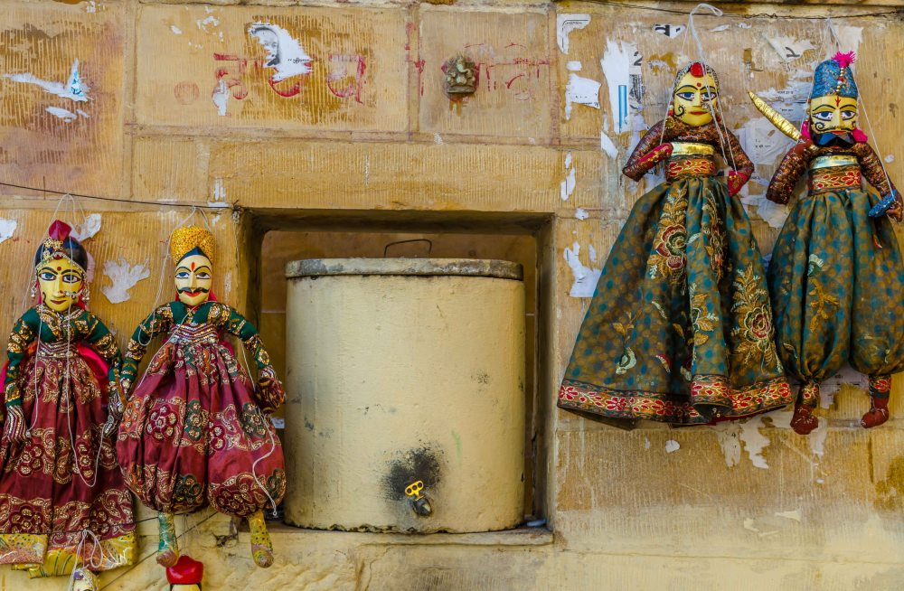 Puppets Rajasthan