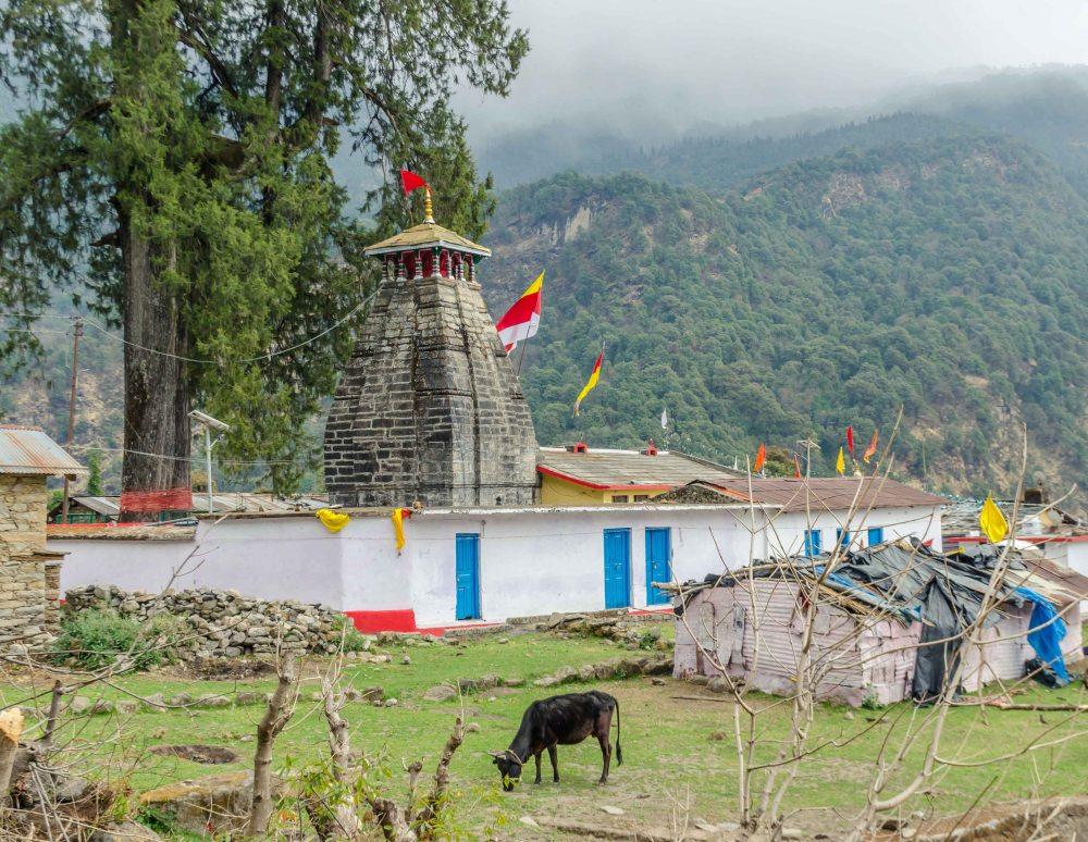 Anusuya Mata Temple Uttarakhand