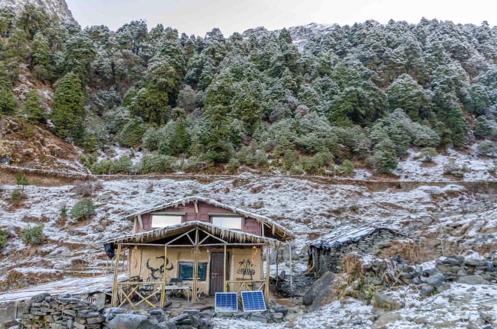 Chopta Mud House