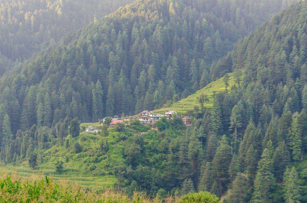 Chamba-Bhaderwah Road