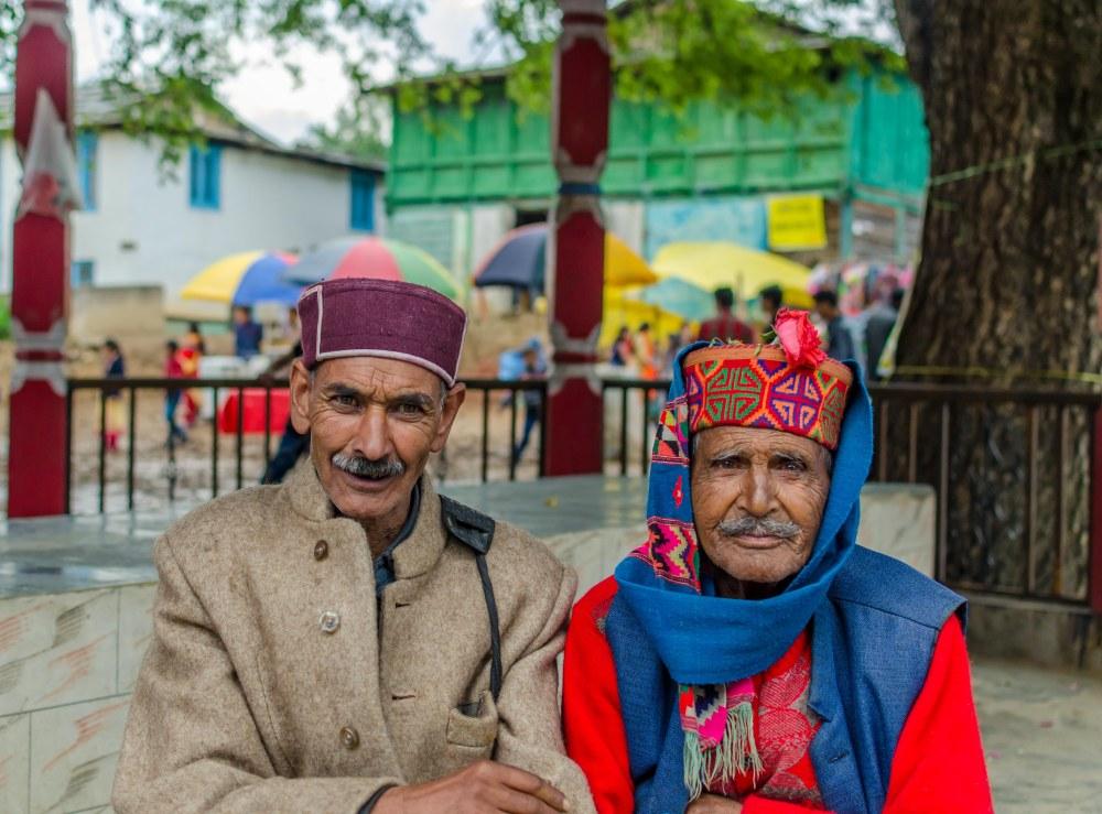 Traditional Himachali Village Festival in Kullu Valley