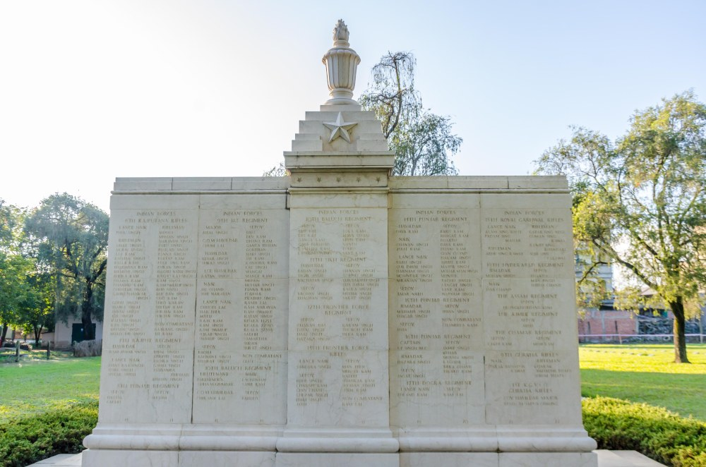 Indian Army War Cemetery