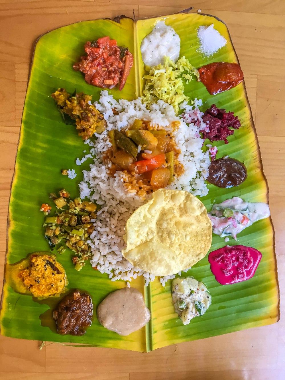Wayanad Kerala Sadhya